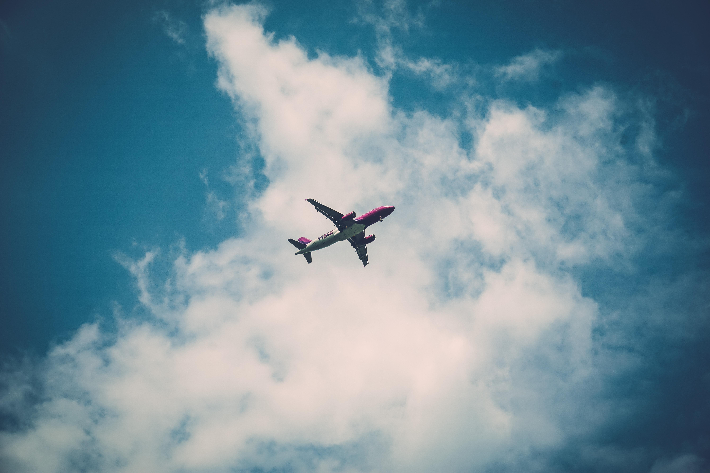 flight-sky-clouds-fly